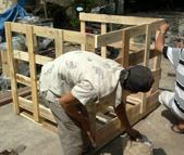 Dịch vụ đóng kiện gỗ - đóng pallet