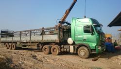 Chành xe vận chuyển hàng hóa đi các tỉnh miền Tây