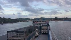 Sà lan trong vận chuyển hàng hóa đường thủy